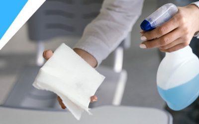 Cómo desinfectar la ropa y los espacios contra el COVID-19