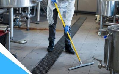 Limpieza para industria en Burgos