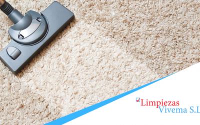 Los mejores trucos para limpiar la alfombra a fondo